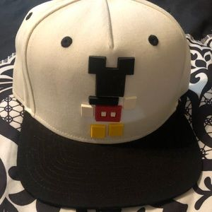 New Neff and LRG baseball cap